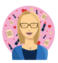 Ann is a bubbly and fun Instructional Designer. This is the bio image I created of Ann for the Studio B Meet the team page.
