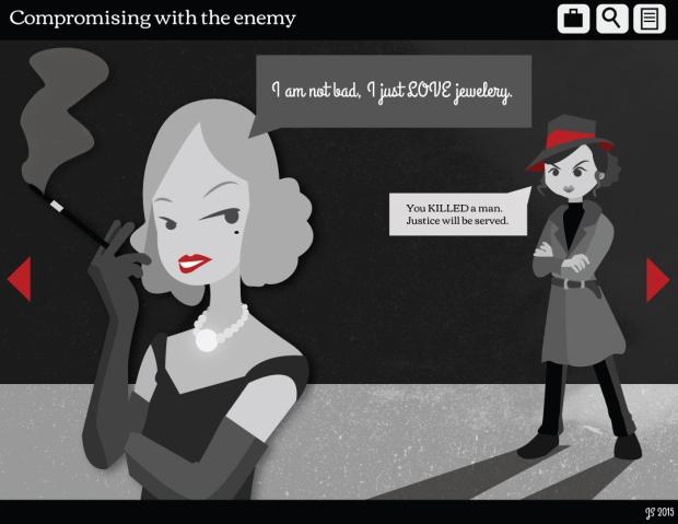 Film Noir Conversation Model